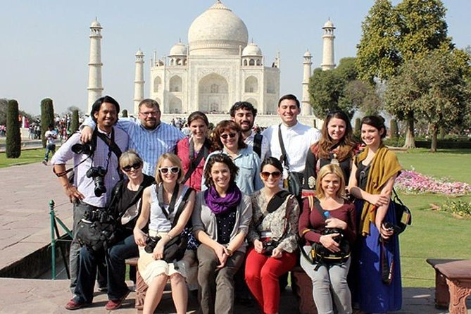 Luxury Golden Triangle Tour Agra And Jaipur From New Delhi