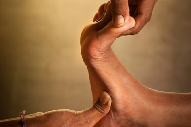 Reflexology Massage at Bali Luxury Spa