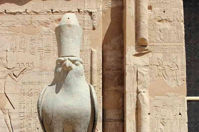 Private Full-Day Trip to Edfu and Kom Ombo Temples From Luxor By Car