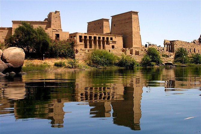 Private Half-Day Tour From Aswan Philae Temple, Unfinished Obelisk and High Dam