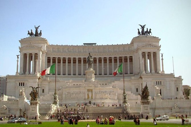 Private Transfer from Accommodation in ROME to Accommodation in SIENA