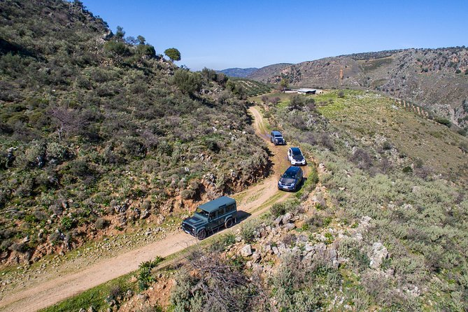 CRETAN VIEW-CRETAN VILLAGES 4x4 excursion around western Crete...