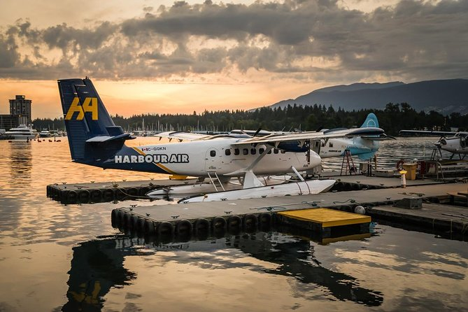 Vancouver City Tour With Harbour Air Panaroma Experience