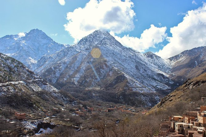 Private 2-Day Guided Hiking Tour To Imlil Valley Mount Toubkal From Marrakech