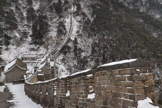 1-Day Beijing Private tour: Mutianyu Great Wall and Summer Palace