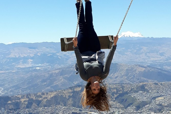 Full Day Middle of the World, Cable Car and Quito City Tour