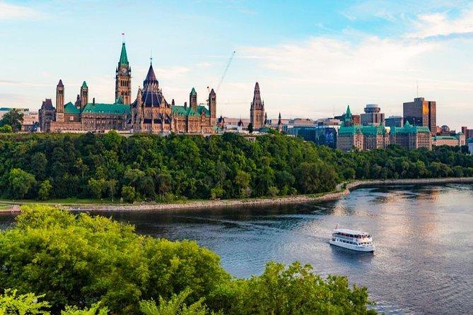Noite em Ottawa Tour