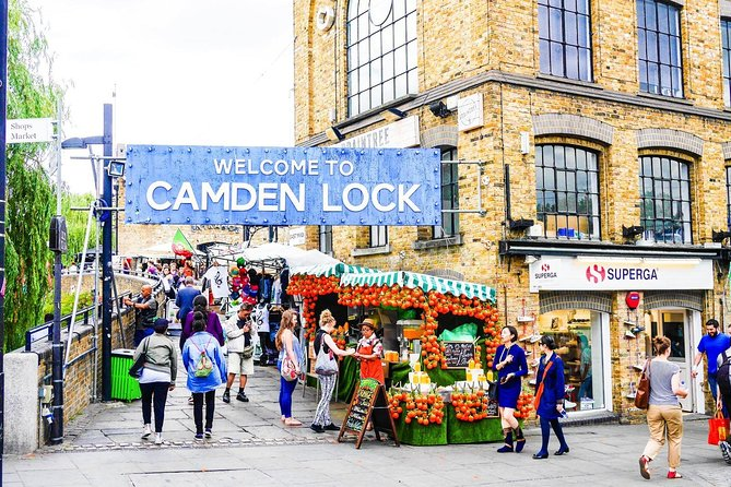 Camden Sightseeing Tour