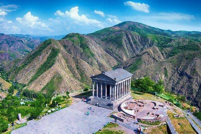 Private Tour to Khor Virap Monastery, Garni Temple, Geghard Monastery