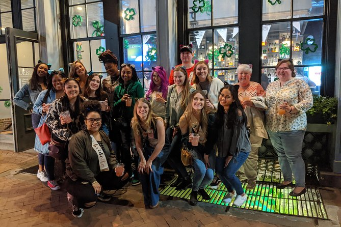 Bad Kitty Haunted Pub Crawl - The Best Savannah Ghost and Spirits Experience