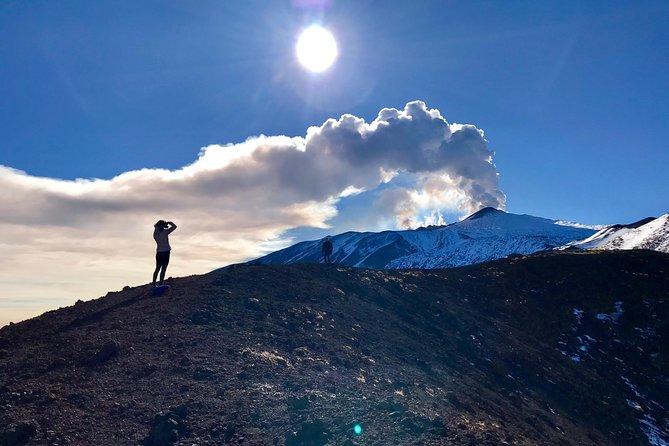 Private 4 day trekking tour: Etna - Vendicari - Noto - Catania