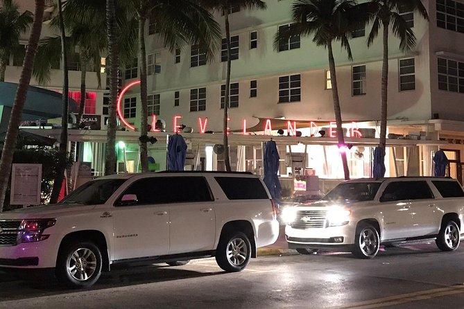 Transfer from Miami Beach to Hard Rock Casino - Hollywood