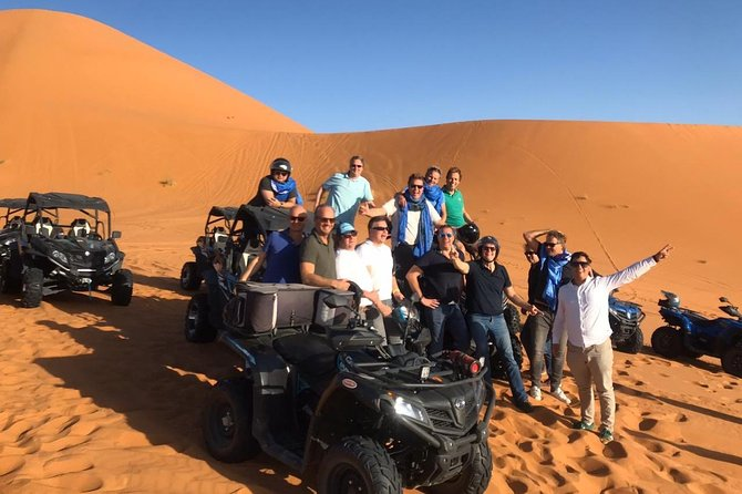 Desert tour from Marrakech to Marrakech 3 Days 2 Nights