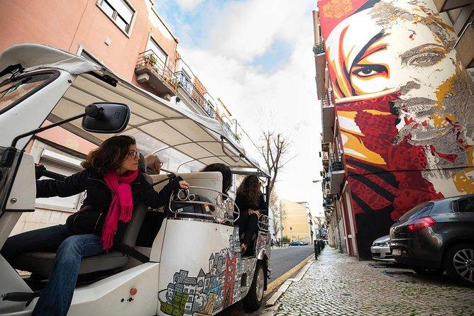 Street Art & Beer Experience - Tuk Tuk Tour
