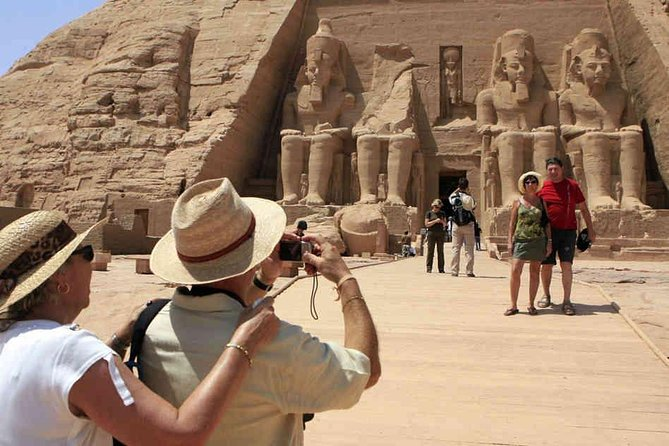 Luxor: 2-Day Private Trip to Edfu, Kom Ombo ,Aswan and Abu Simbel, Entrance fees