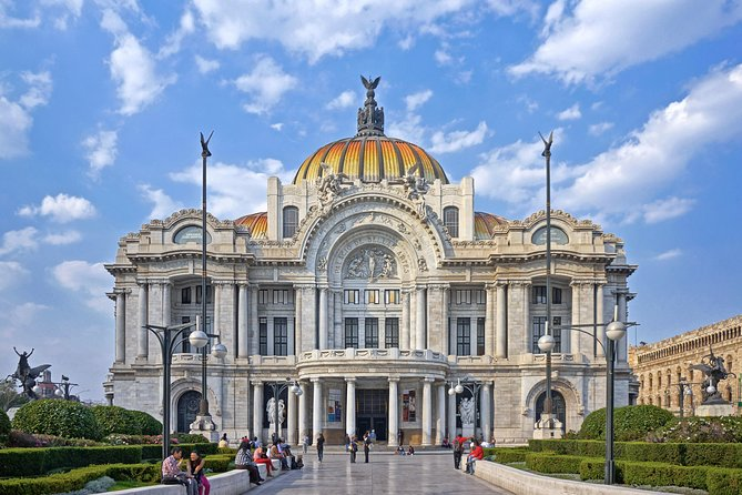 Mexico City: Private Walking Tour of the Historic Center