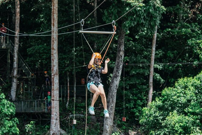 Zip Borneo Zipline Experience In Sabah
