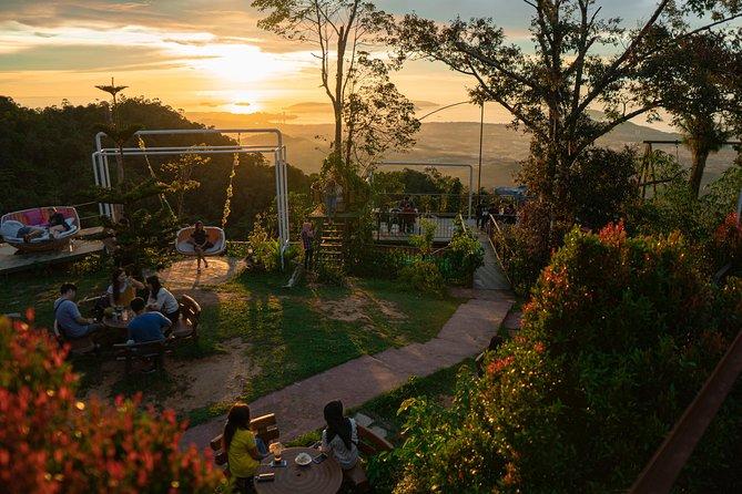 Local Food Getaway Breathtaking & Sunset View from Kokol Hill