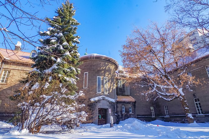 Private Tour - Sapporo Western Architecture for Photo Lovers