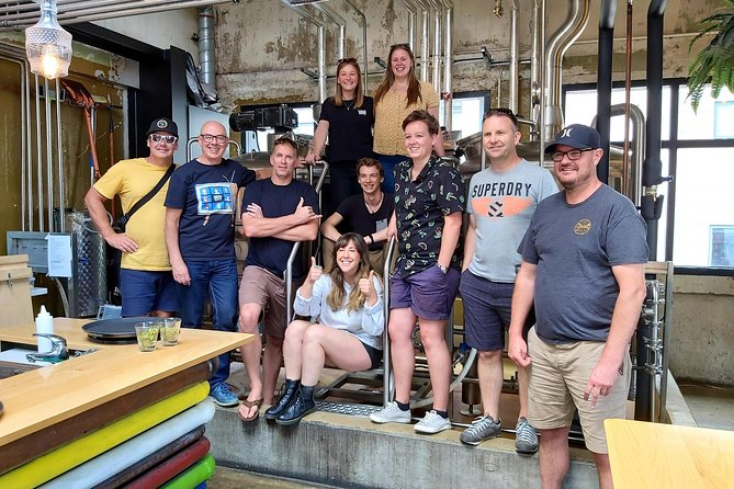 Craft Beer Tours NZ Full Day Brewery Experience photo 2