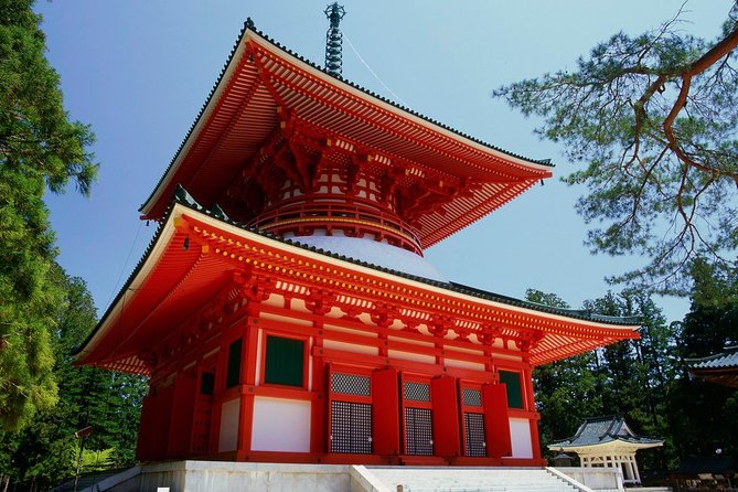 World Heritage Site Koyasan Self-Guided Tour (Departure from Osaka)