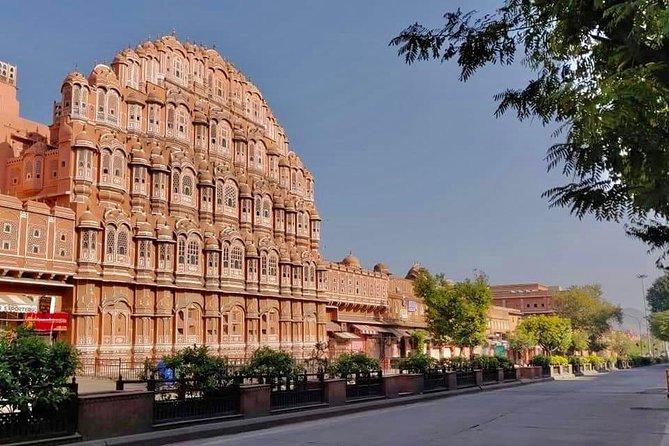 discovering Jaipur