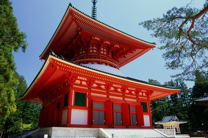World Heritage Site Koyasan Self-guide 2D1N Tour (Departure from Osaka)