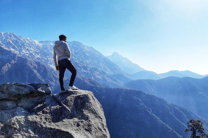 Triund Himalayan Trek From Dharamshala