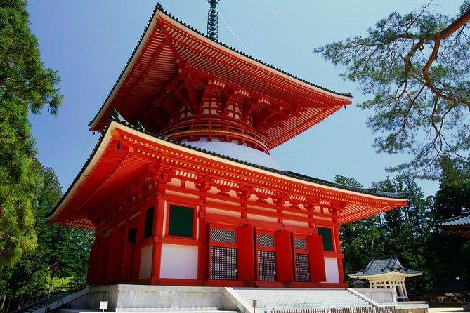 World Heritage Site Koyasan & Kumano Kodo Walking Self-guide Tour (4D3N)