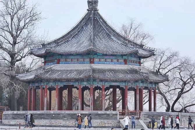 Beijing Private Layover Tour: Ming Tombs, Summer Palace, Niaochao & Water Cube