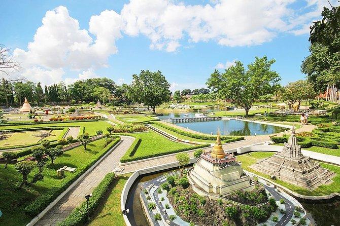 Mini Siam Miniature World at Pattaya Admission Ticket