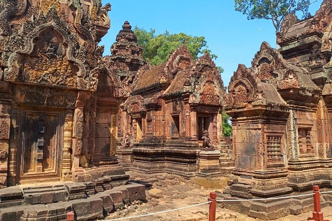 Private 04 Day Tour in Siem Reap Region