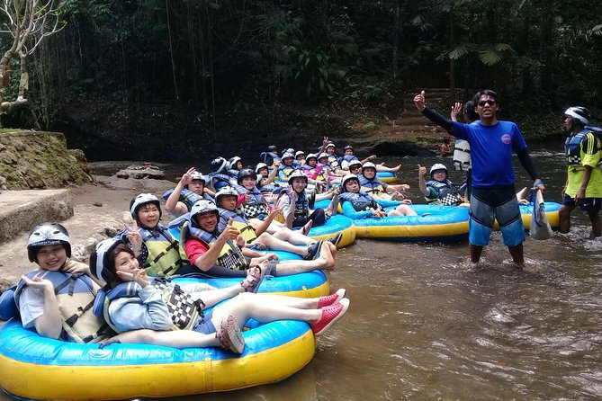 Full-Day Bali River Tubing Adventure and ATV Ride Packages