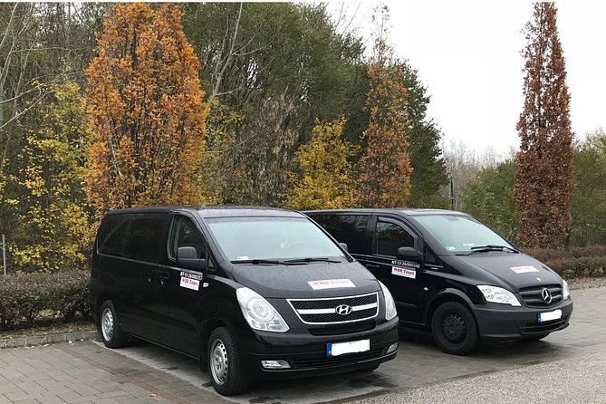 Budapest Airport Transfers