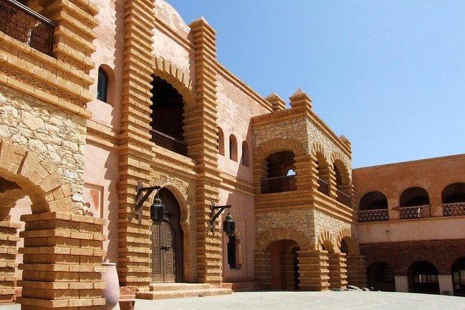 Discover Medina Polizzi & visit Amazigh Museum Agadir