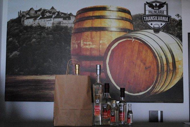 "Bran ""Dracula's"" Castle + Peles Castle + Brandy at Rasnov Distillery"