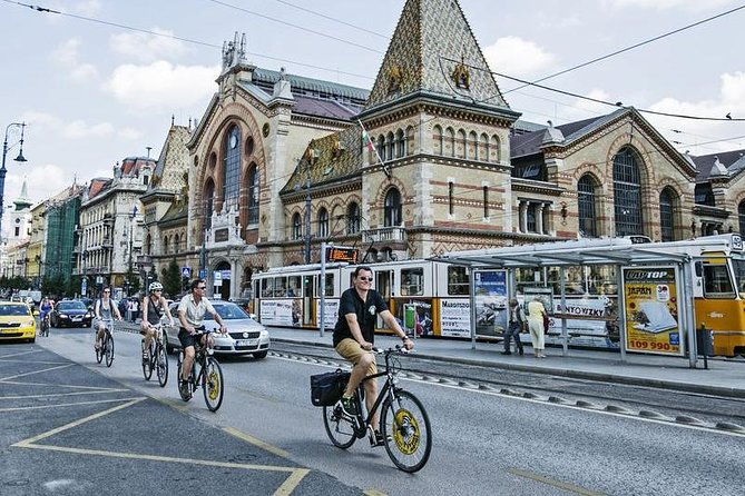 By uncharted Budapest by bike!