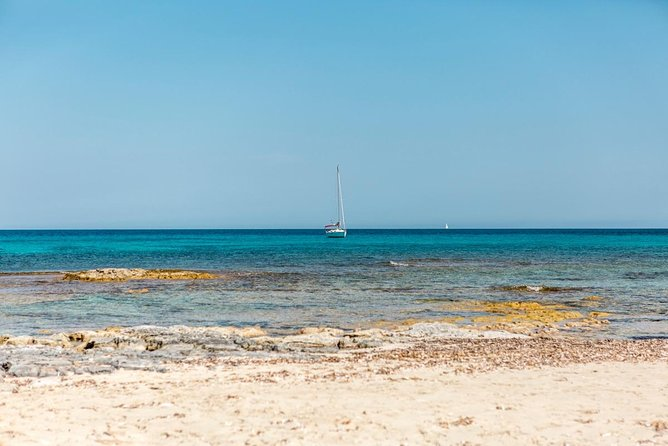 Full-Day Private Ibiza and Formentera Charter Cruise