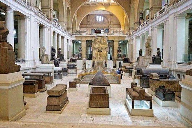 Cairo city tour (Egyptian museum – Citadel – Coptic Cairo) + Lunch