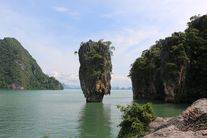 Khao Lak: Phang Nga Bay & James Bond Island by Longtail Boat