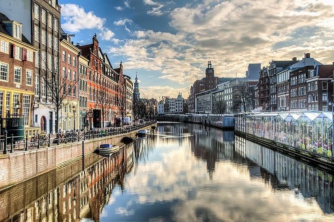 Private 10-hour Day Excursion to Amsterdam from Brussels with Hotel Pick Up