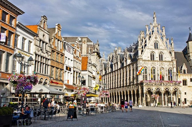 Private 8-hour excursion to Mechelen and Leuven from Brussels with Hotel Pick Up