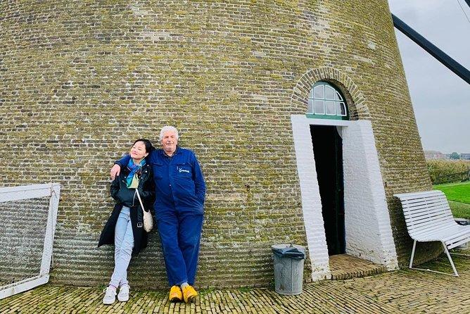 Kinderdijk & Amsterdam Muiderslot Castle - Private Tour incl regional pick-up