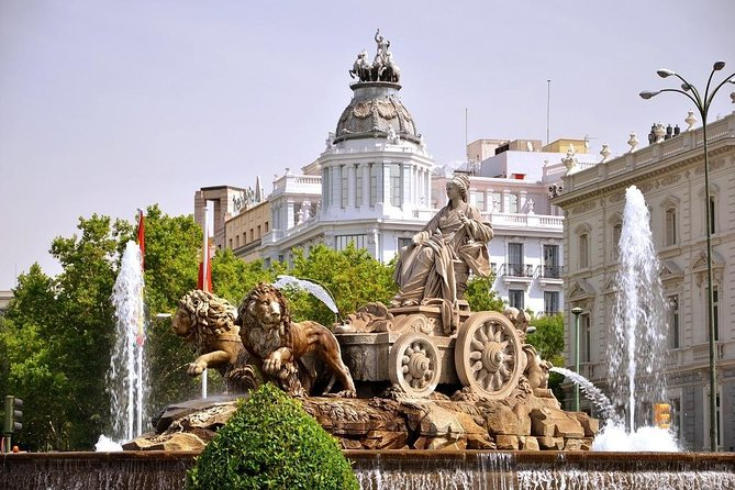 Madrid to Andalusia