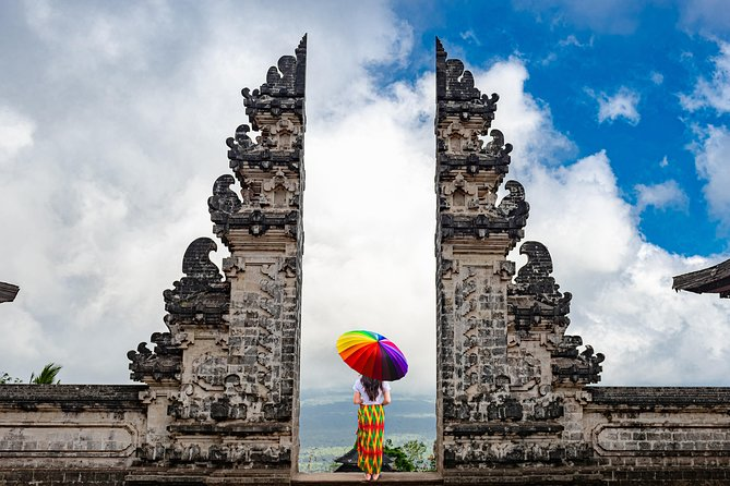 Bali Insta Tour: Lempuyang Temple, Tirta Gangga and Tukad Cepung Waterfall Tour