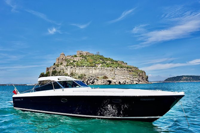 Daily excursion to Capri island
