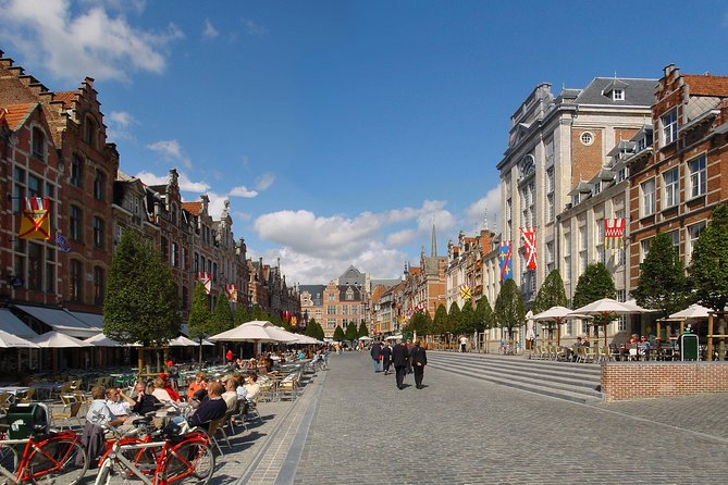 Private 6-hour Tour to Leuven from Brussels with driver and guide (in Leuven)