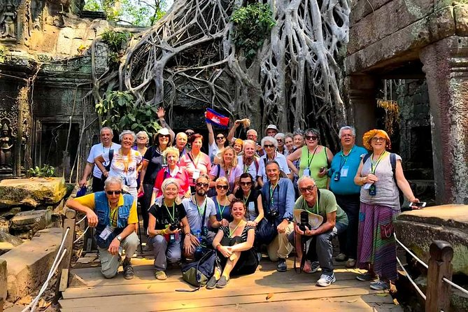 4 Day- Angkor Wat Tour Package & 2 Way Airport Shuttle