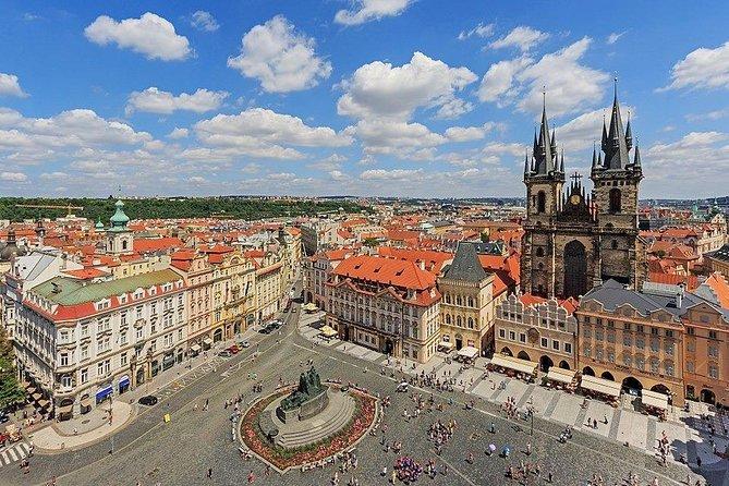 Prague Old Town Walking Tour