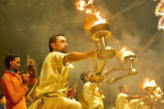 6-Day Private Tour of Delhi, Agra, Jaipur, and Varanasi from Delhi